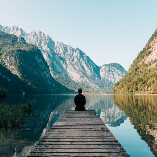 Meditation und Fokussierung auf die eigene Innenwelt