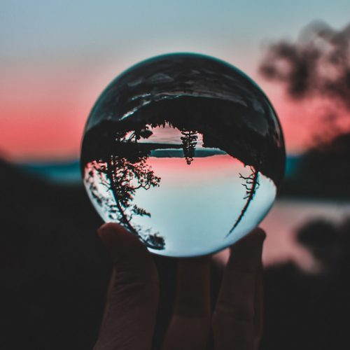 Wahrnehmung Realität, Fokus, Komplexität der Sinne