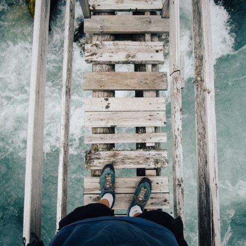 Den Mut haben den eigenen Weg zu gehen